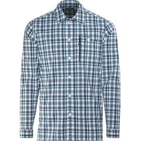 Meru Bossost Functional LS Shirt Men Denim